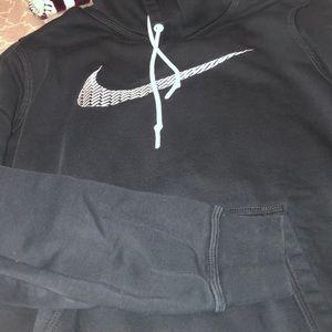 Nike Sweaters - Nike Black Sweater